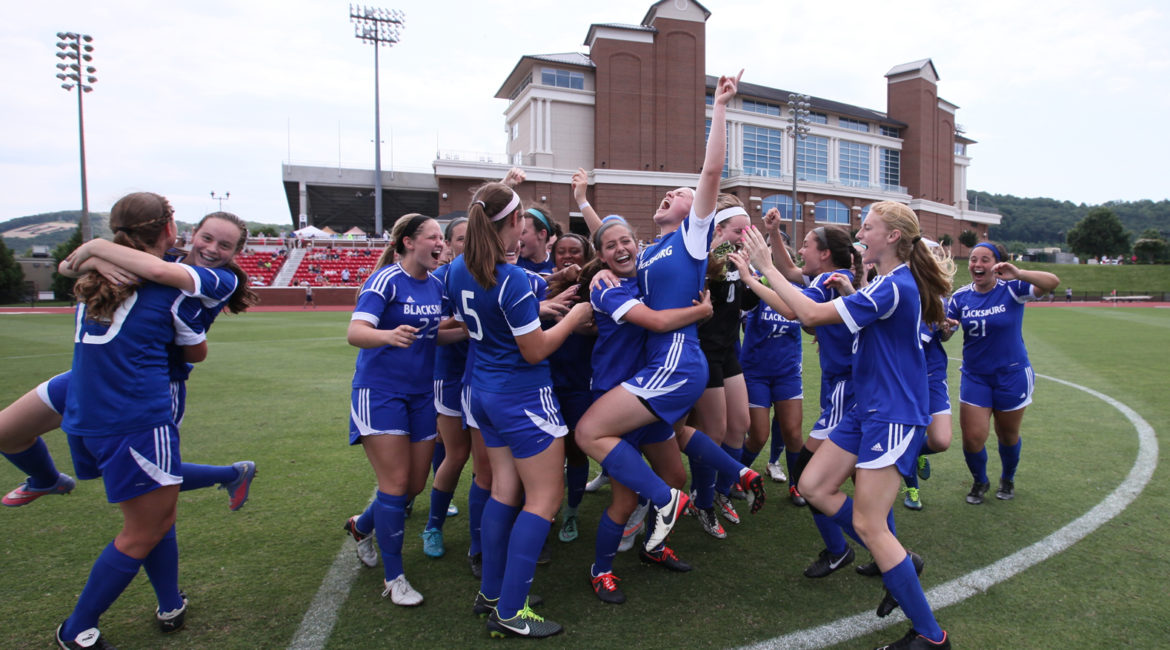 Post Match of the 2016 VHSL 3A State Championship