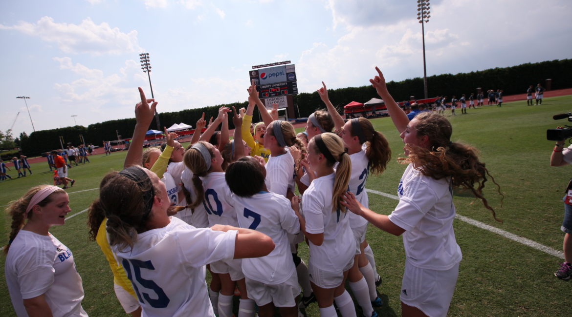 Blacksburg Girls Repeat as VHSL State Champions