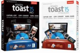 Roxio Toast 15