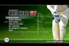 EA Sports Cricket 2007
