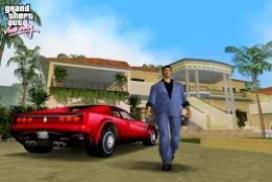 Grand Theft Auto: Vice City GTA: